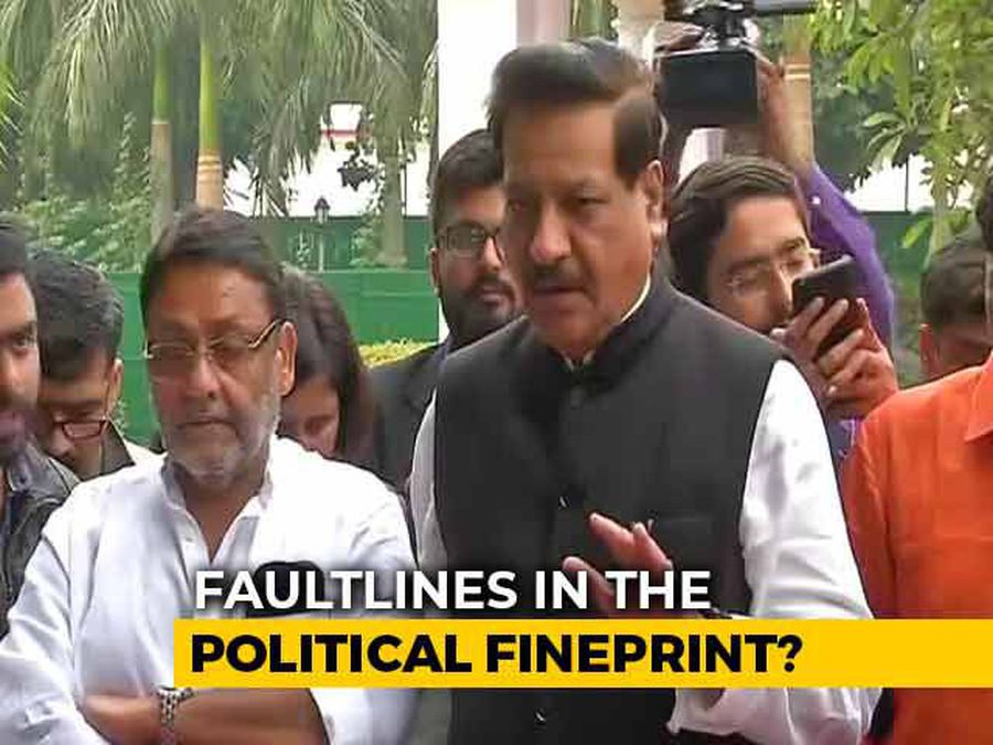 'Maha' Faultlines In The Political Fineprint?