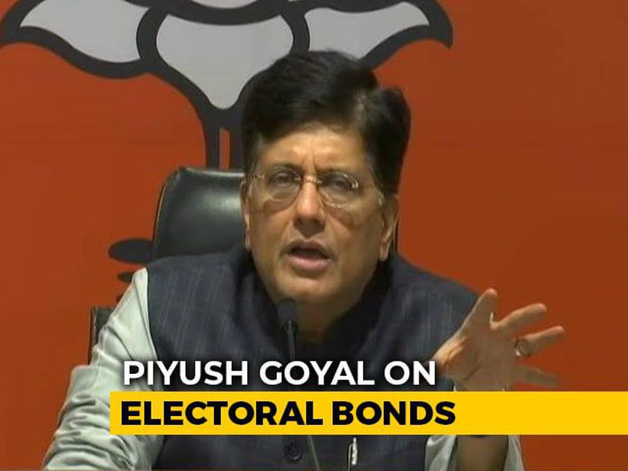 """Defeated, Dejected, Corrupt"": BJP Slams Congress On Electoral Bonds Row"