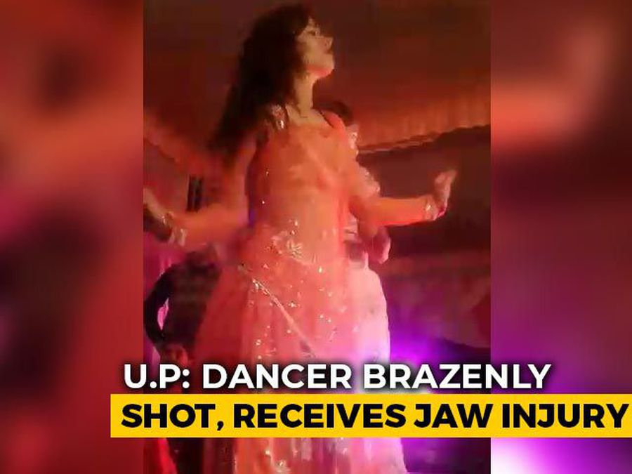 UP Woman Shot In Face When She Stopped Dancing, Shows Chilling Video
