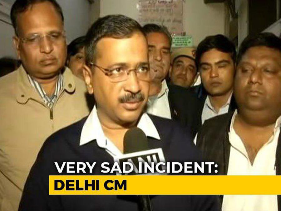 Arvind Kejriwal Orders Delhi Fire Probe, 10 Lakh For Families Of Victims