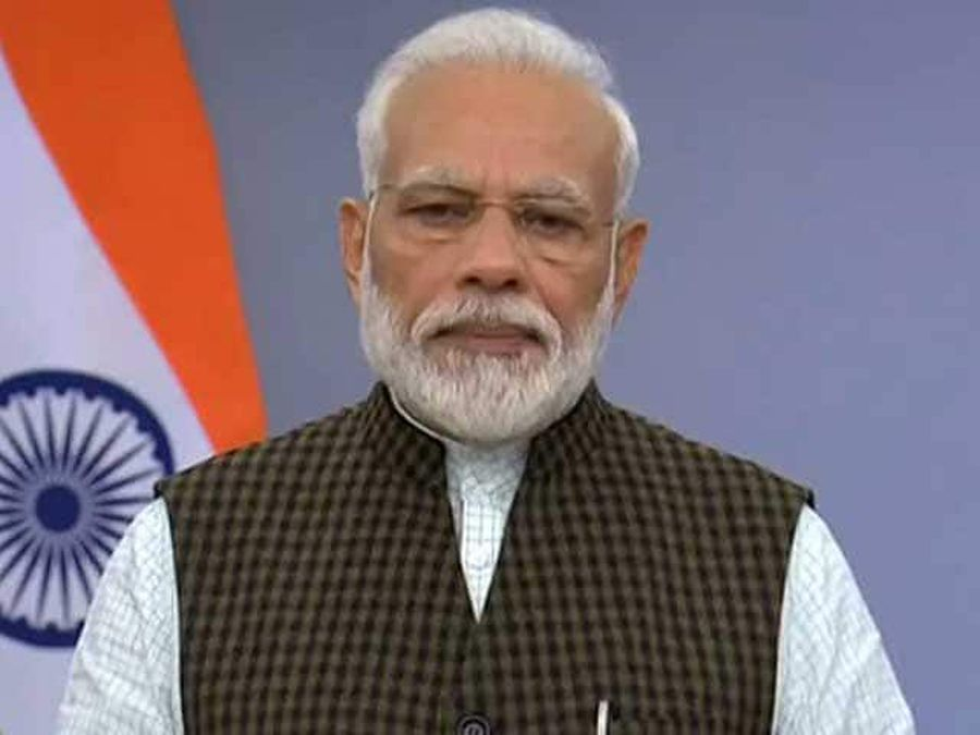"""""""My Thoughts With Those Who Lost Loved Ones"""": PM On Factory Fire In Delhi"""
