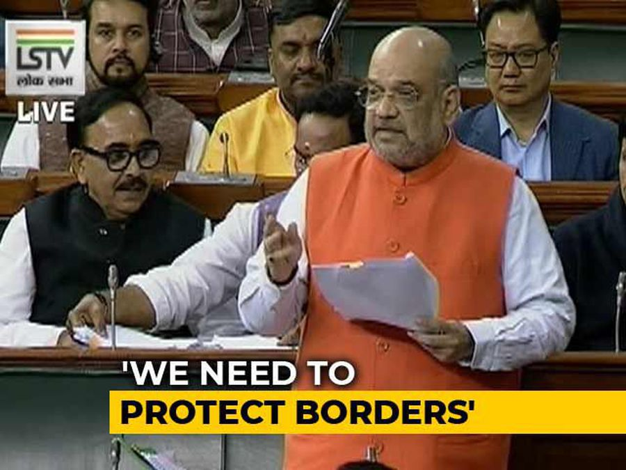 """""""Don't Protest"""": Amit Shah Tells North-Eastern States On Citizenship Bill"""