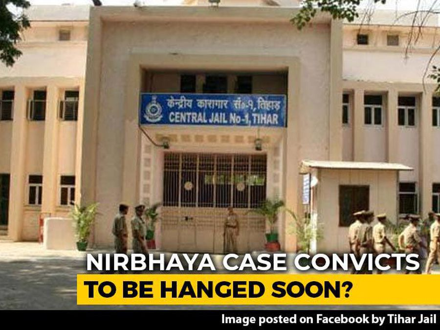 Preps In Delhi's Tihar Jail For Hanging Of Nirbhaya Convicts: Sources