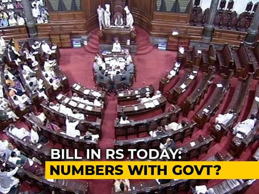 Who Has The Numbers? Citizenship Bill In Rajya Sabha Today