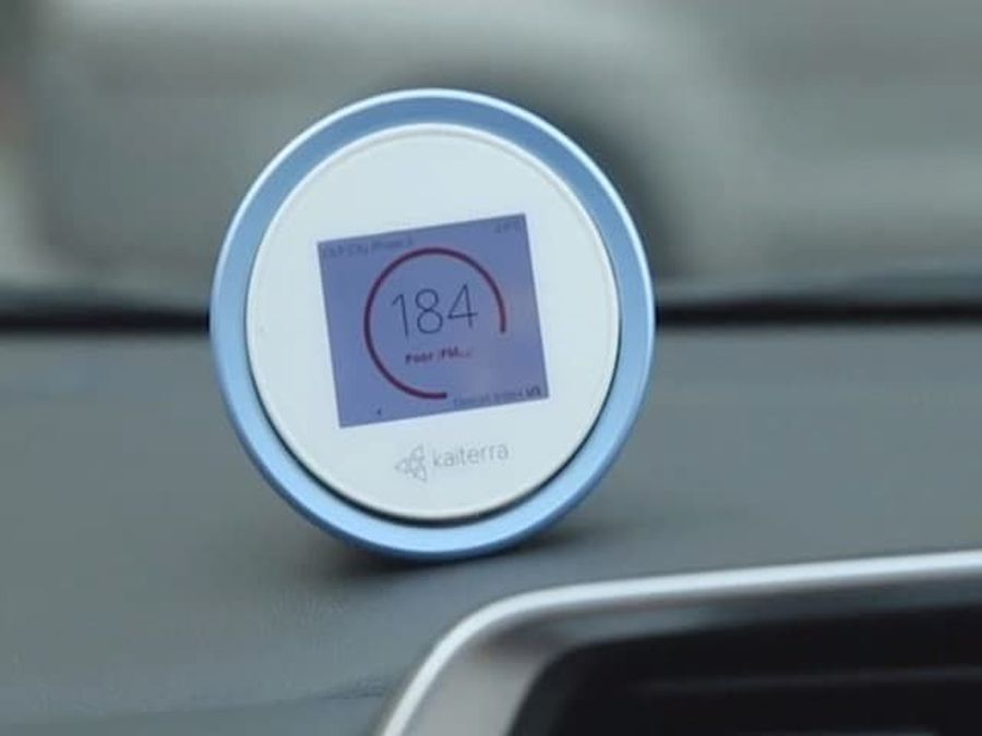 Clearing the Air in Your Car