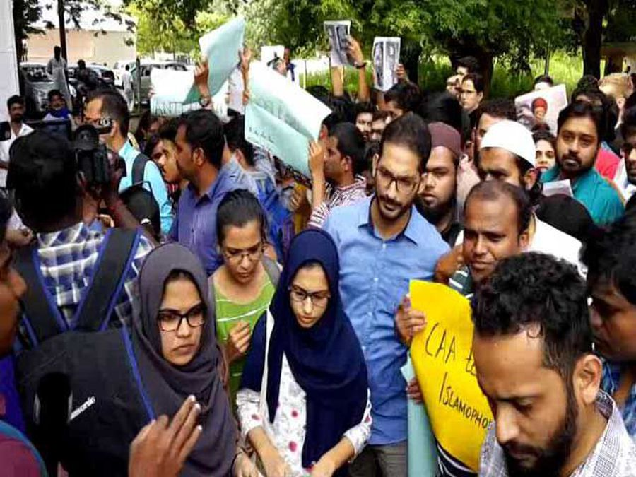 IIT-Madras Students demand withdrawal of amended Citizenship Act