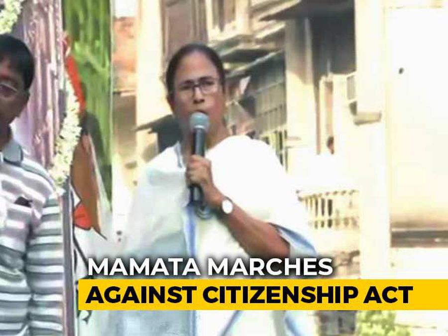 """""""Dismiss My Government"""": Mamata Banerjee's Dare Over Citizenship Act"""