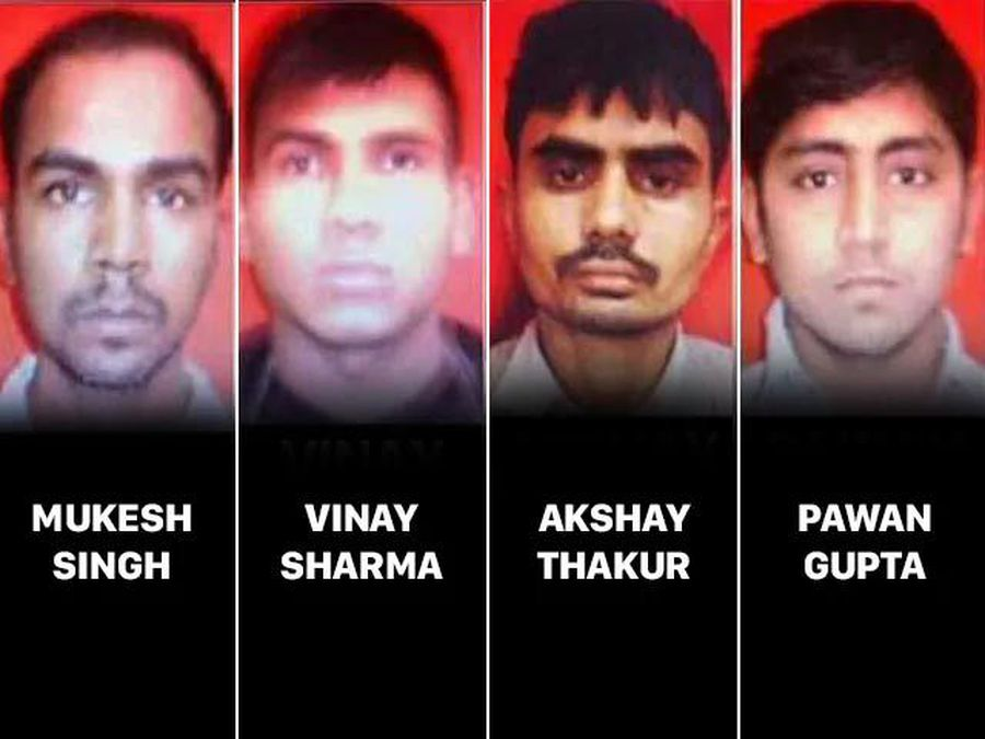 New Death Warrants Issued For Nirbhaya Convicts