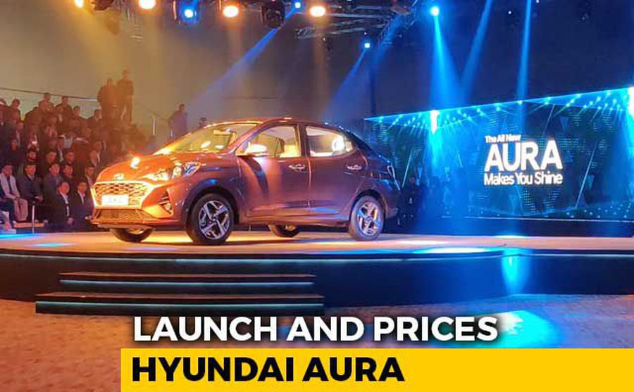 Hyundai Aura Launch And Prices