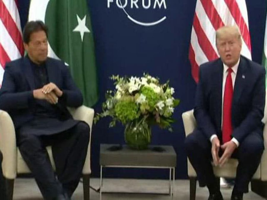 "Trump Repeats Offer To ""Help"" On Kashmir Ahead Of Talks With Imran Khan"