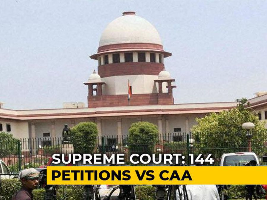 Top Court Refuses To Stay Citizenship Act, Centre Has 4 Weeks To Respond