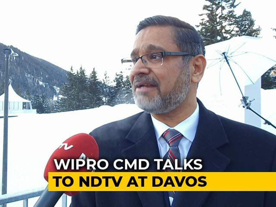 Ease of Doing Business Improving In India: Wipro CEO Abidali Neemuchwala