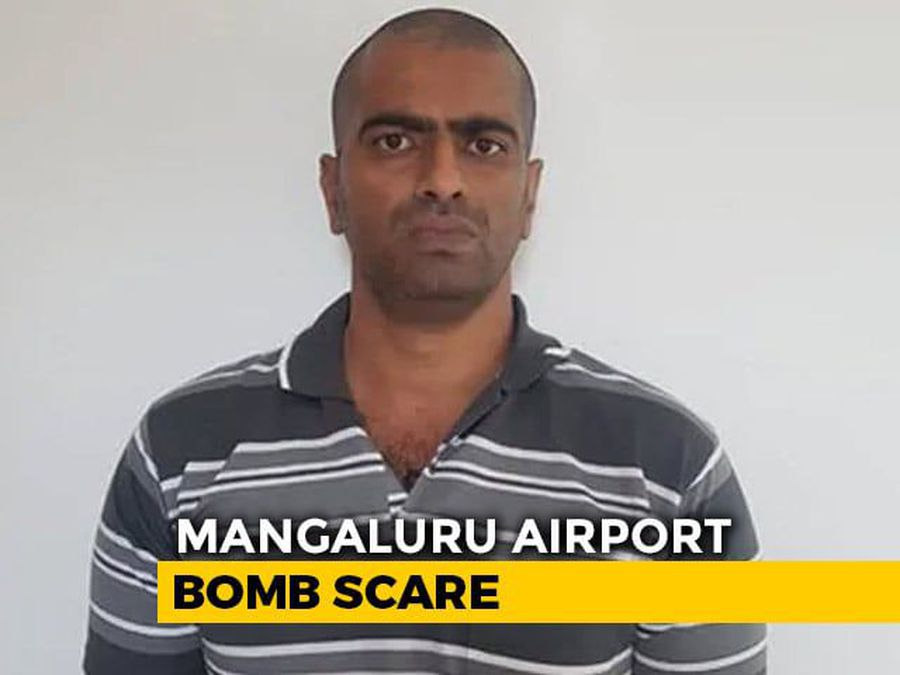 Man Suspected Of Placing Bomb At Mangaluru Airport Surrenders Before Cops