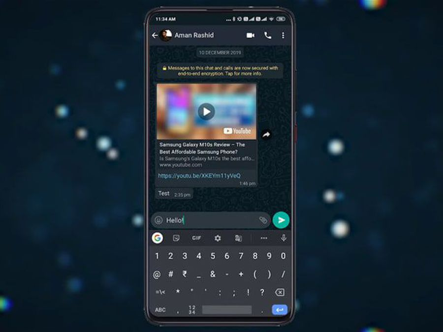 WhatsApp For Android Beta Gets Dark Mode- Here's How To Enable It