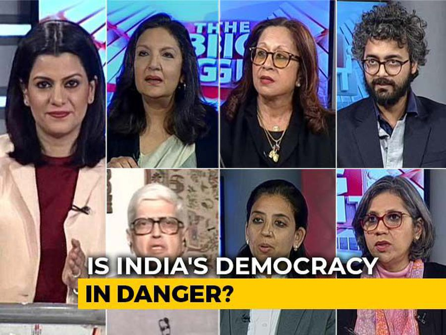 Republic At 70: Is India's Democracy In Danger?