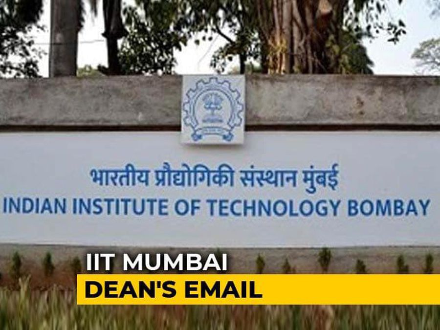 """Can't Participate In Anti-National Activites..."": IIT-Bombay To Students"