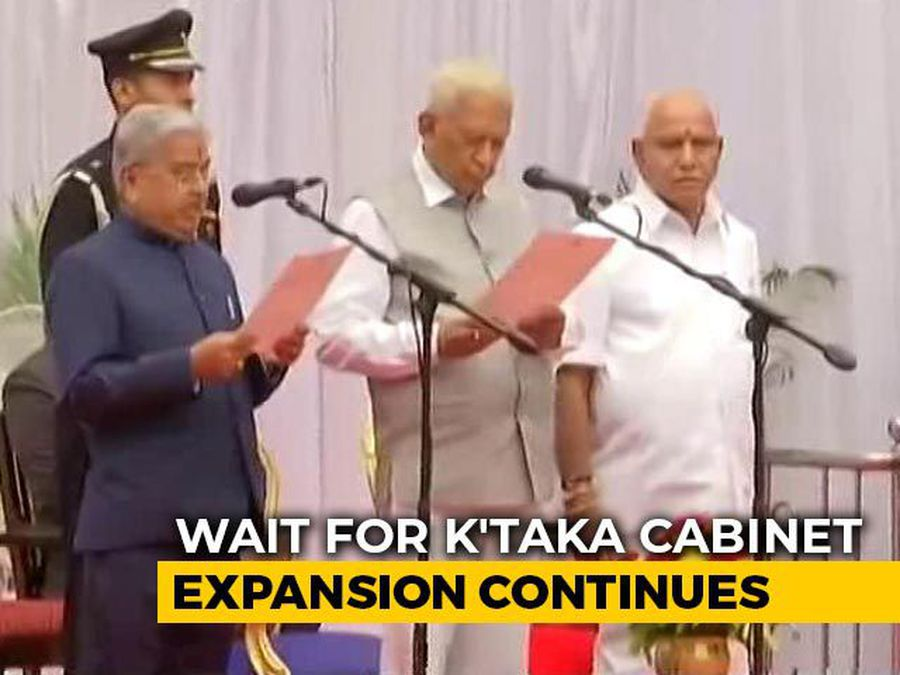 6 Months After BS Yediyurappa Oath, Karnataka Waits For Cabinet Expansion