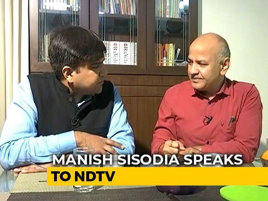"""""""When We Joined Politics, People Said..."""": Manish Sisodia On AAP's Rise"""