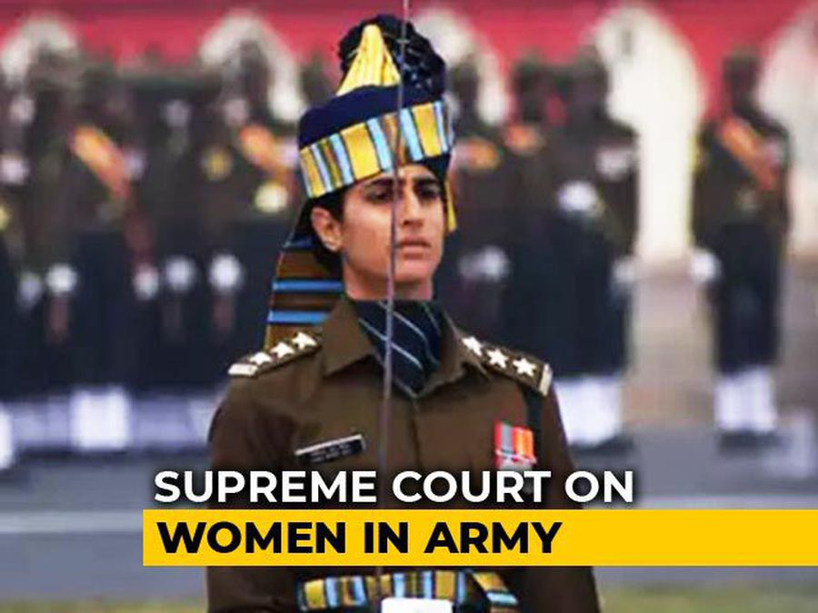 """Mindset Must Change"": Top Court On Allowing Women To Command Army Units"