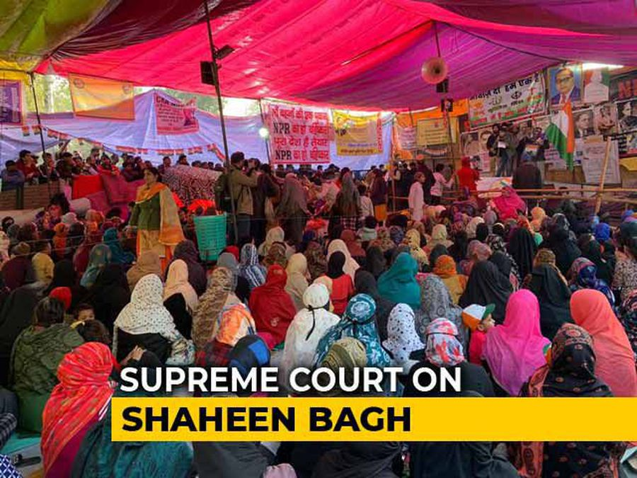Supreme Court's Mediators To Talk To Shaheen Bagh Protesters On Shifting