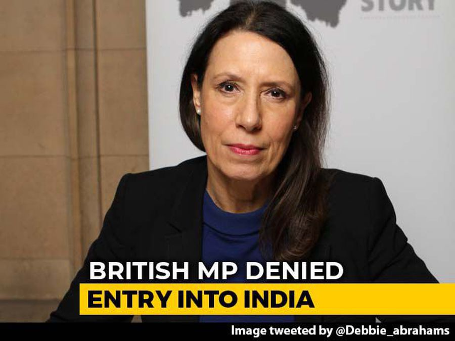 British MP Who Criticised Government on Article 370 Stopped At Airport