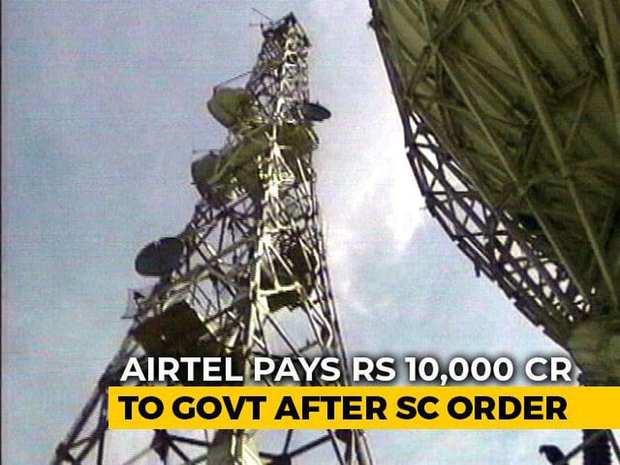 Telcos Pay Part Of Government Dues