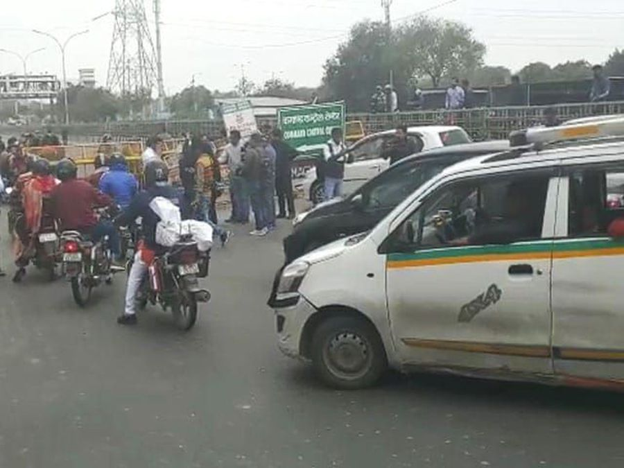 Key Road, Shut Due To Shaheen Bagh Protest, Reopens Briefly