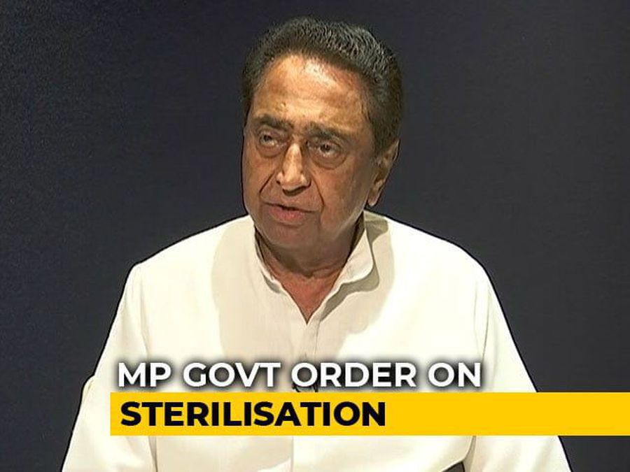 "Row Over Madhya Pradesh Sterilisation Circular; ""Emergency,"" Exclaims BJP"