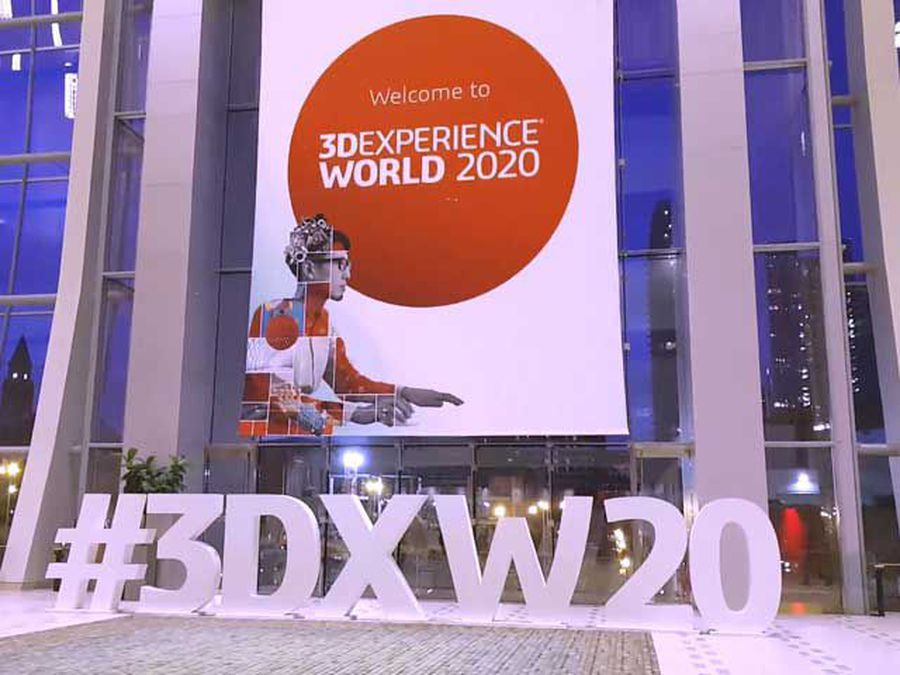 3D Experience World 2020 in Nashville!