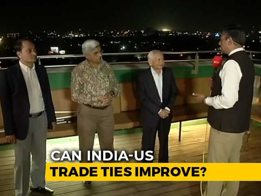 What Is Donald Trump's Priorities While Visiting India?