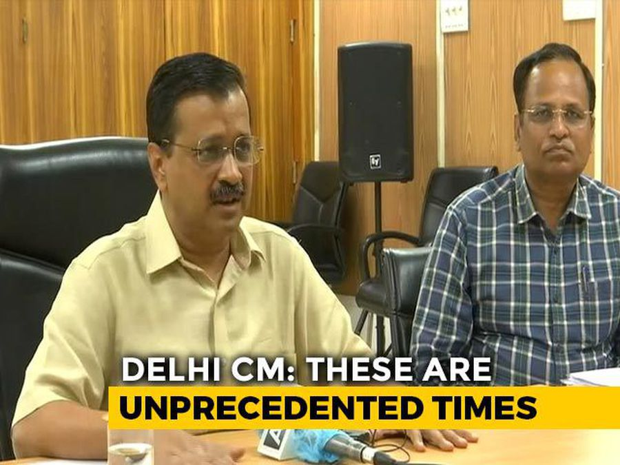 Rs. 1 Crore For Families Of COVID-19 Warriors If They Die: Arvind Kejriwal