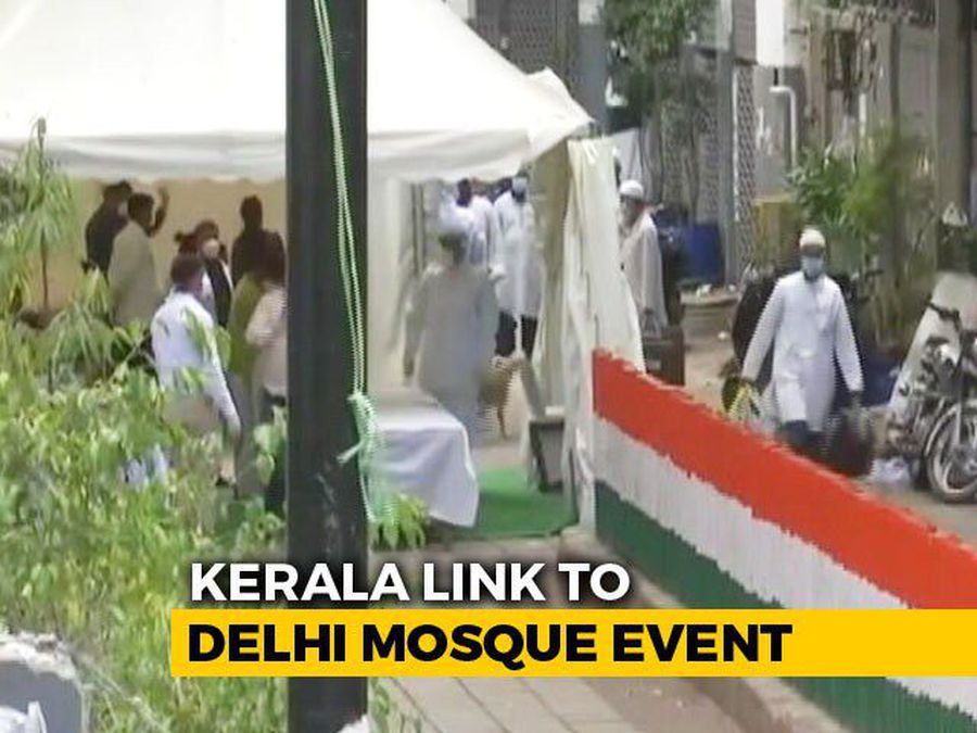 Over 300 From Kerala Attended Islamic Sect Event In Delhi Amid COVID-19 Pandemic