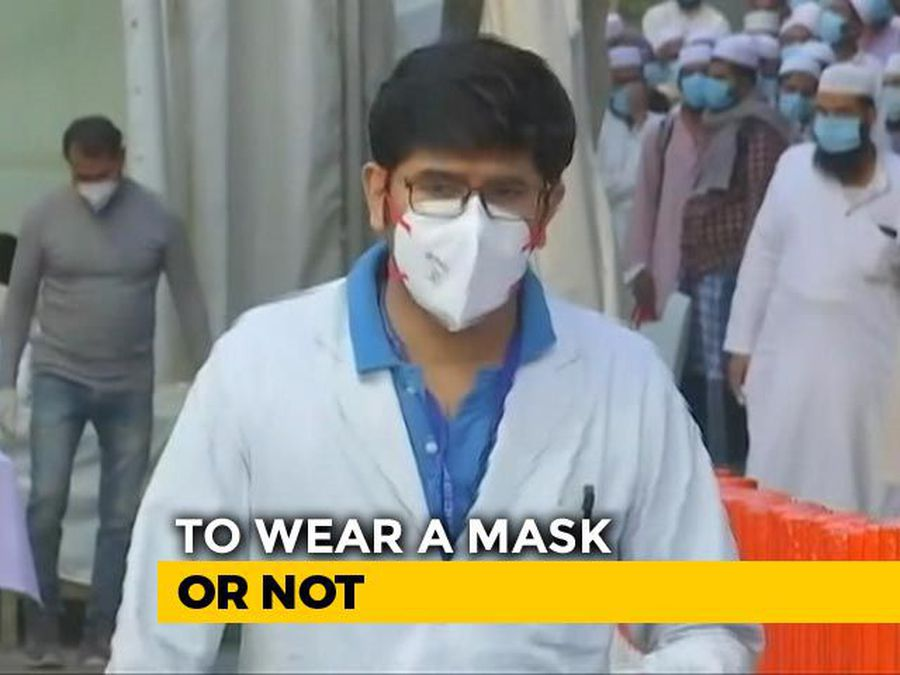 To Wear Mask Or Not: Doctors Take Your Questions