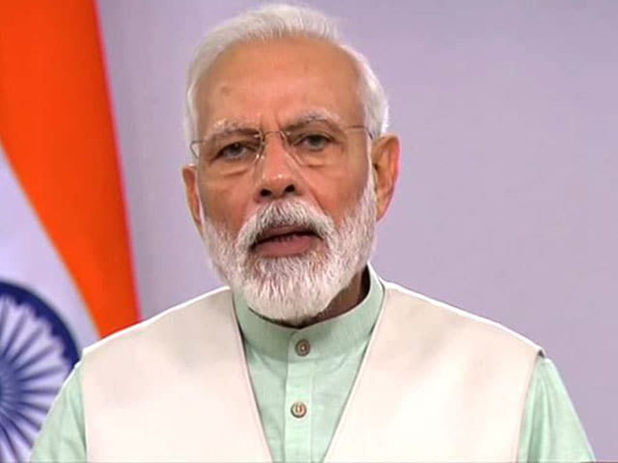 """Light Candles On Sunday At 9 pm To Show Solidarity Amid Lockdown"": PM"