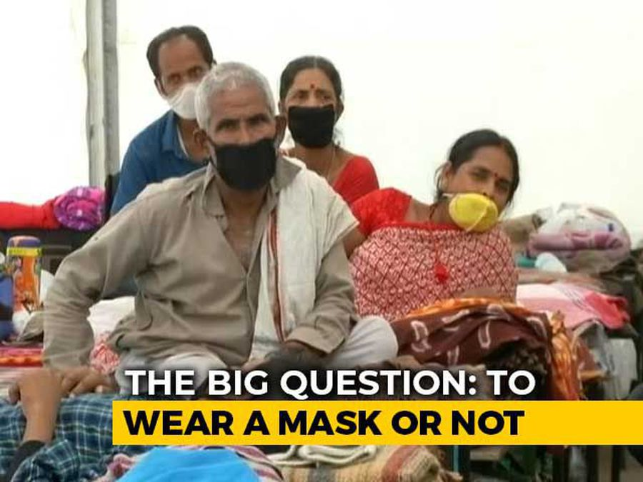Wear A Mask Or Not: Doctors Take Your Questions