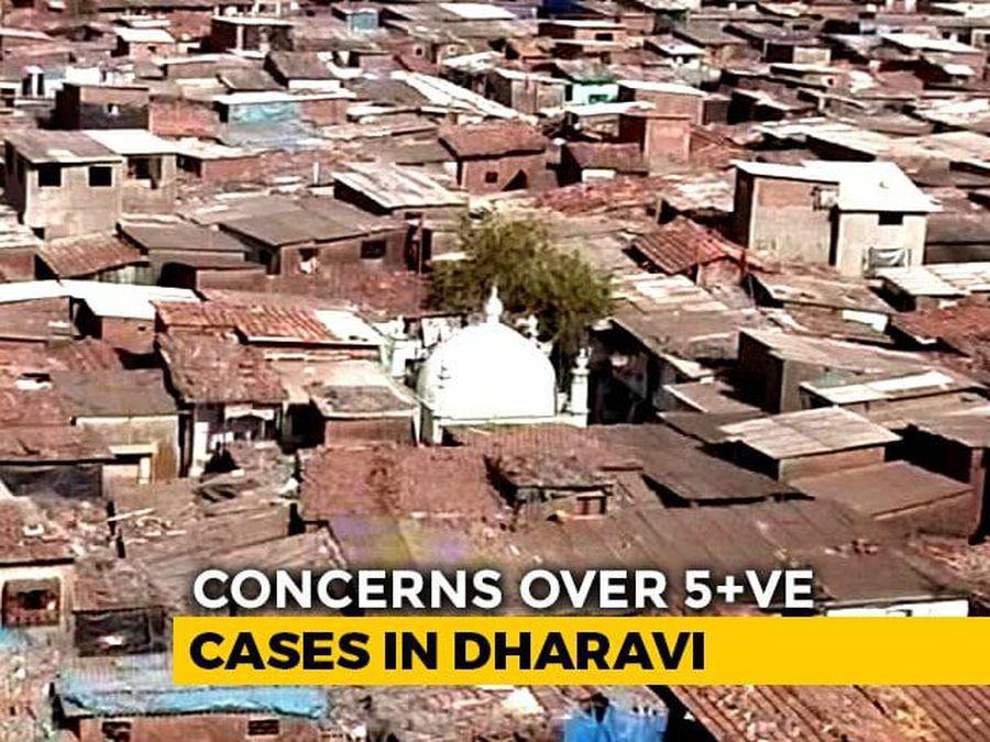 2 More Infected With COVID-19 In Mumbai's Dharavi, Total Rises To 5