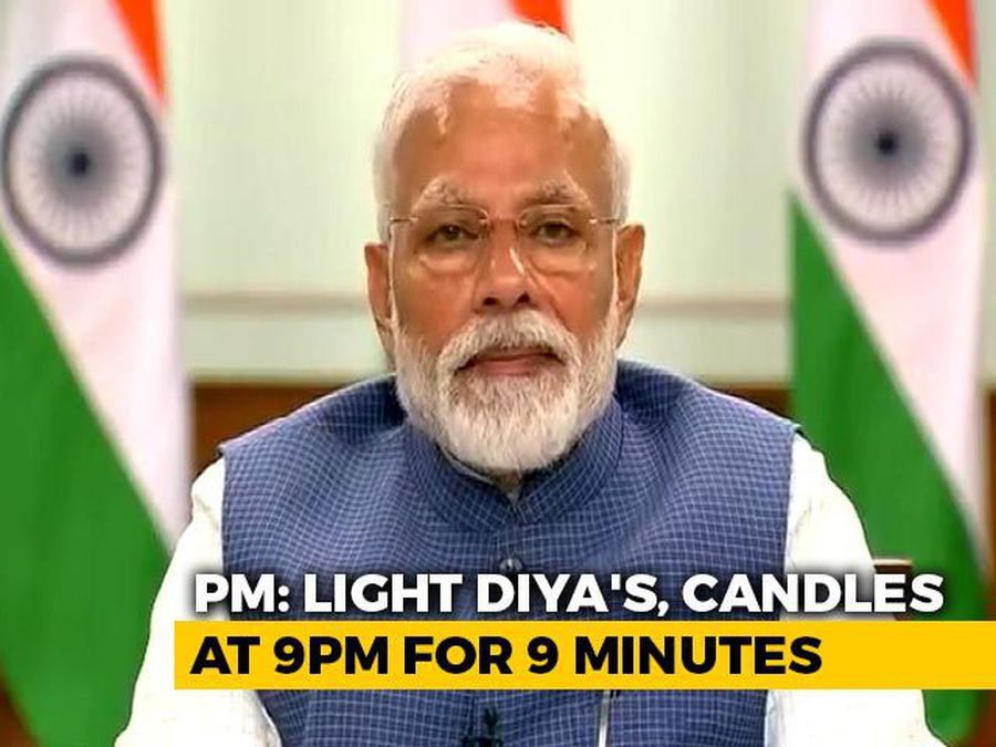 India To Turn Off Lights For 9 Minutes Tonight On PM's COVID-19 Appeal
