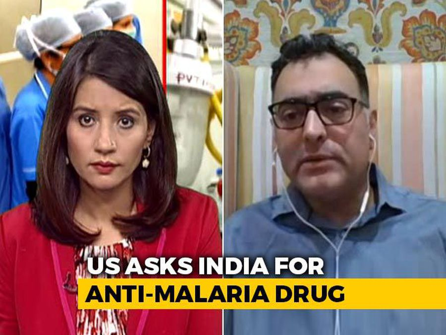 """""""Take Hydroxychloroquine Only Under Medical Advice"""": Doctor On Anti-Malarial Drug"""
