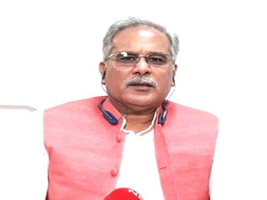 In Chhattisgarh, We Are Feeding 2.5 Lakh People Daily, For Free: Bhupesh Baghel