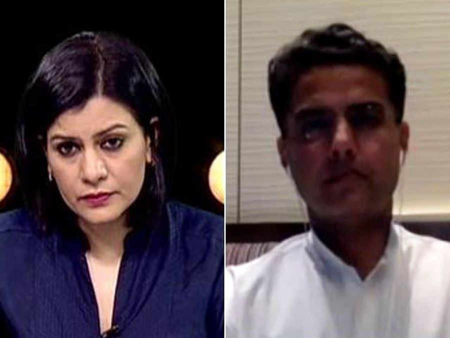 Let's Not Politicise Now, Must Stand Up Together: Sachin Pilot