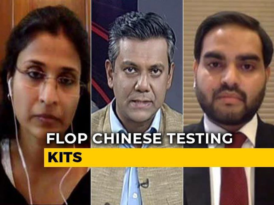 Flop Chinese COVID-19 Test Kits: Did India Overpay?