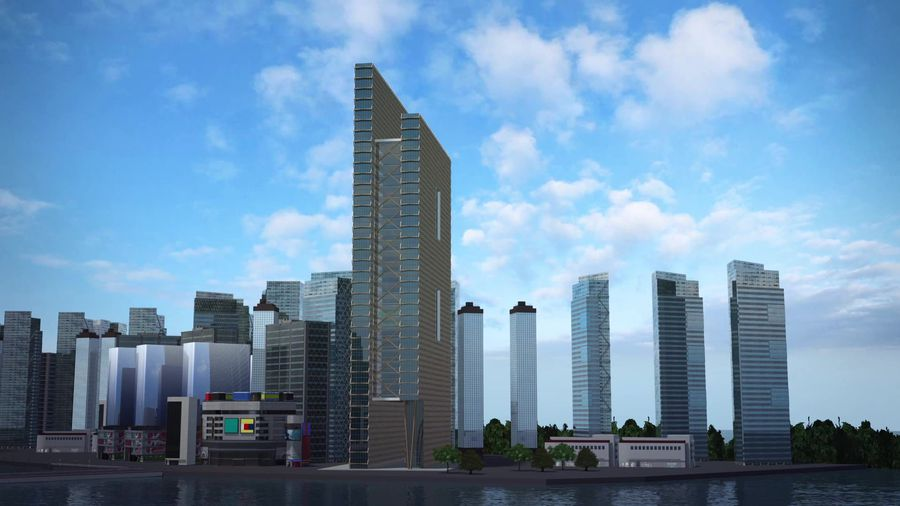 80-story wooden skyscraper planned for Chicago