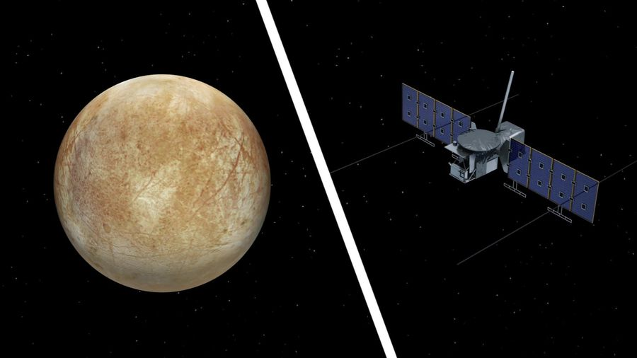 NASA announces mission to study Jupiter's moon Europa
