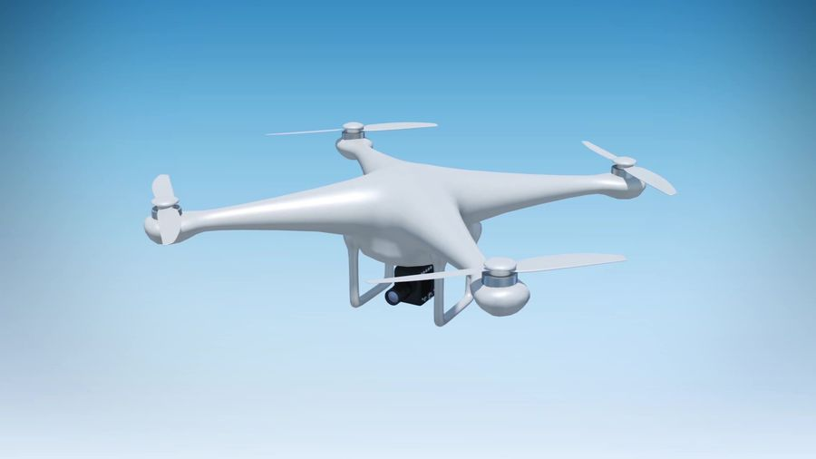 Proposed bill prohibits drones from flying below 200 ft from houses