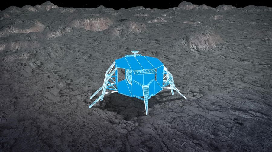 NASA reveals plans for antennas on far side of moon