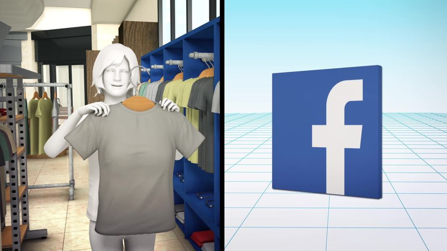 How Facebook shows consumers ads based on their offline shopping habits