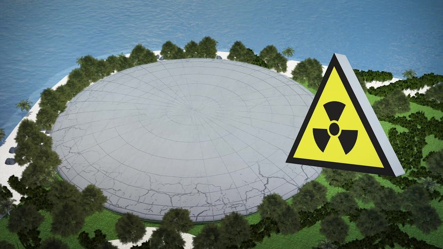 U.S. to investigate nuclear waste site on Marshall Islands