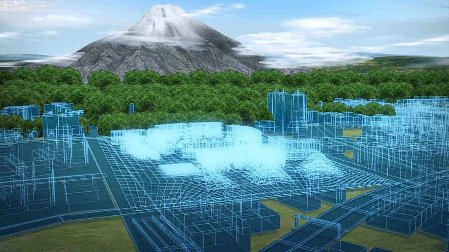 Toyota unveils plans for futuristic city in Japan