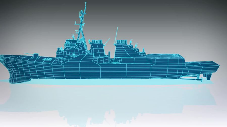 U.S. Navy announces first operational laser to arm destroyers