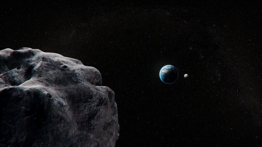Massive asteroid to pass near Earth on April 29